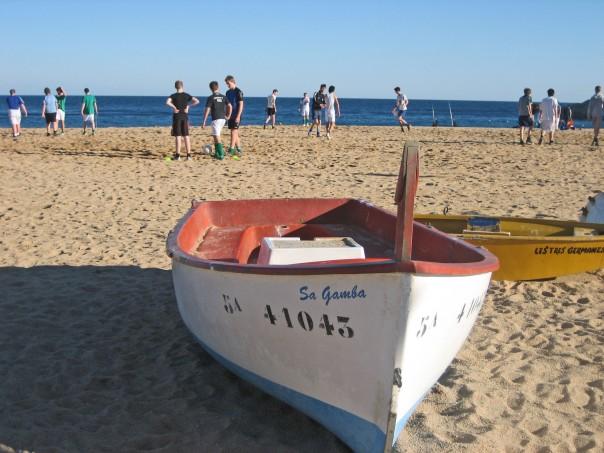 Blanes on the Costa Brava, Espana.