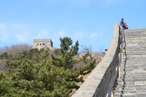 The incredible Great Wall.