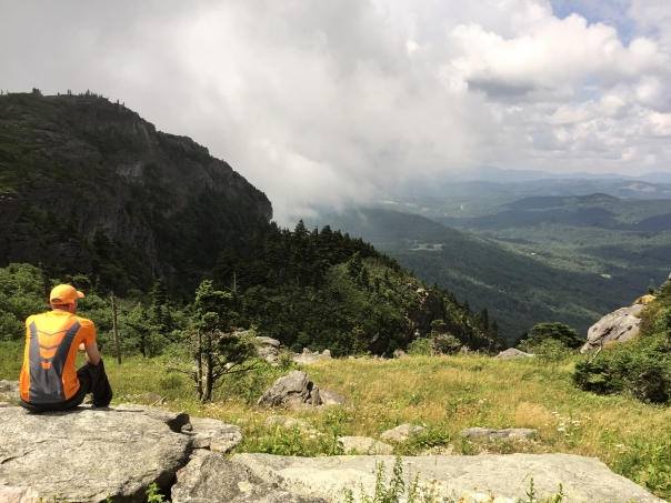 A View from the Top: Grandfather Mountain.