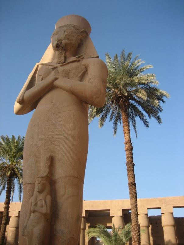Luxor, Egypt.