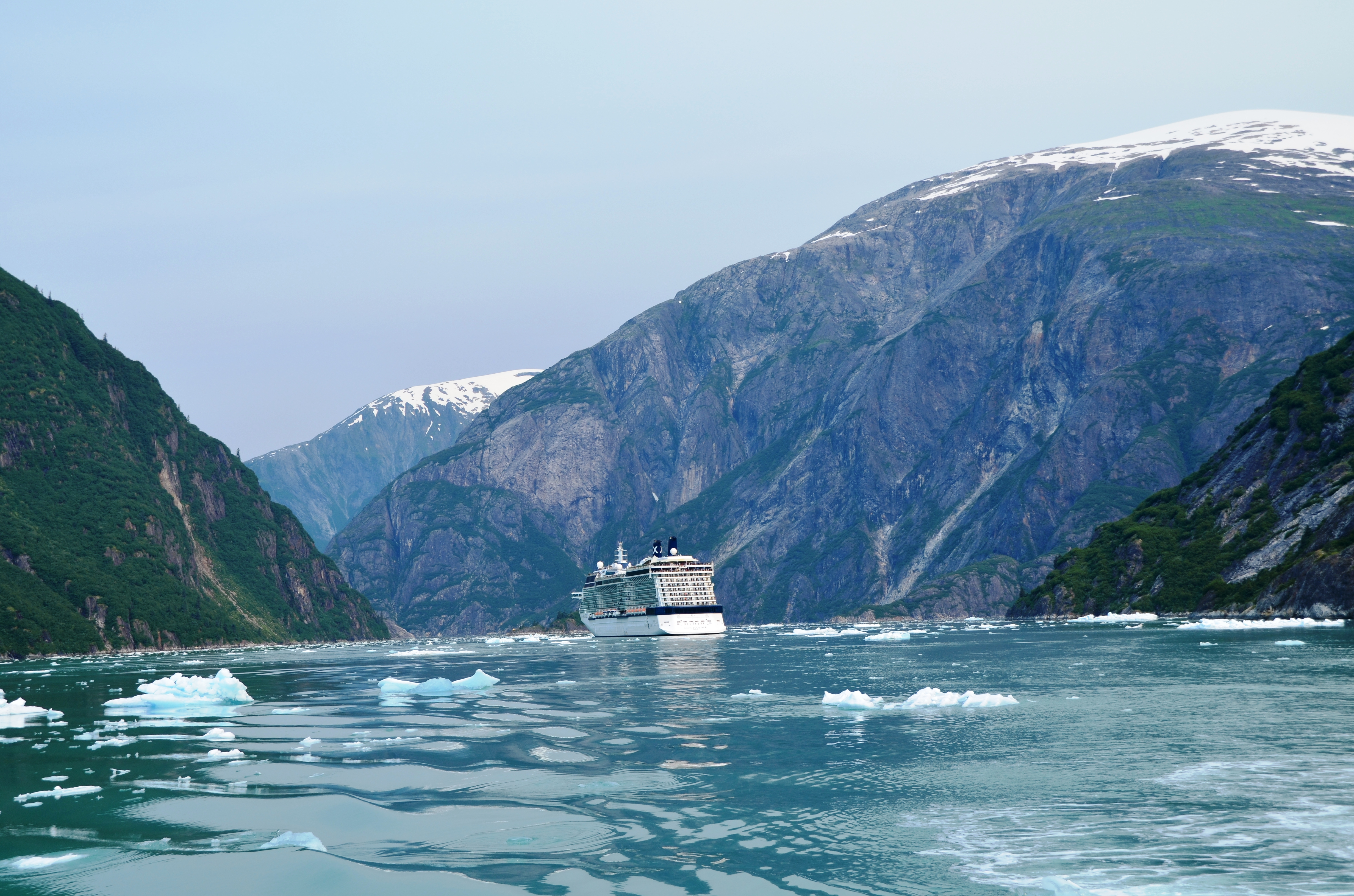 Tracy Arm Fjord, Alaska - Alaska Cruises and 2018 Alaska ...