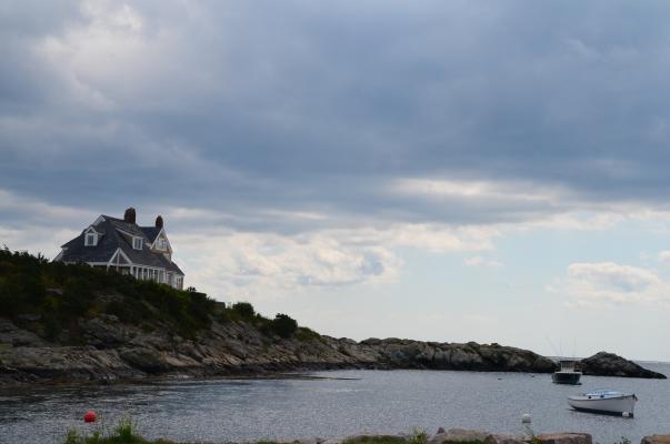 Rhode Island coastal beauty.