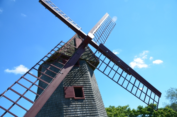 Oldest operating windmill in the country; dating from 1746.