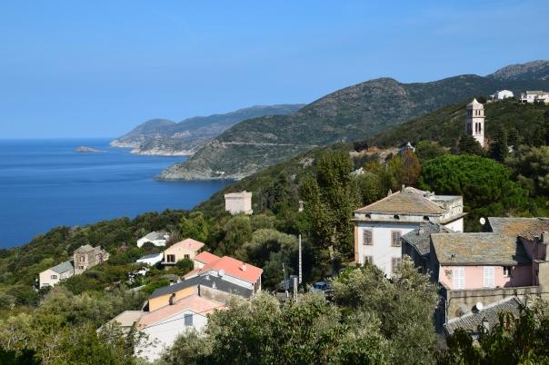 On Cap Corse.