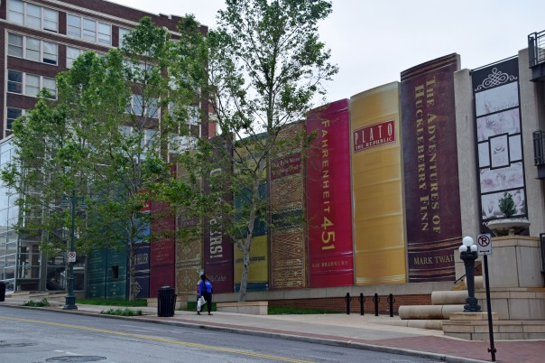 Main Public Library.