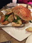 Dungeness Crab at R & G.