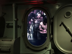 "During the ""Final Mission"" - the USS Tang Submarine Experience,  I 'represented' Pete Narowanski on the Torpedo Data Computer. He was one of only 9 survivors."