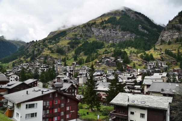 Zermatt.