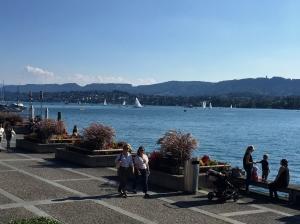 The Zurichsee.