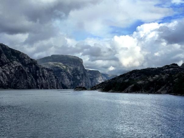 Lysefjord.