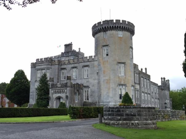 Dromoland Castle.
