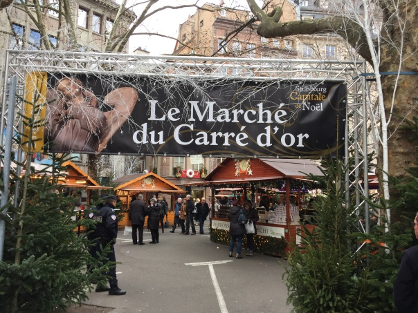 Our favorite of the Strasbourg Markets.