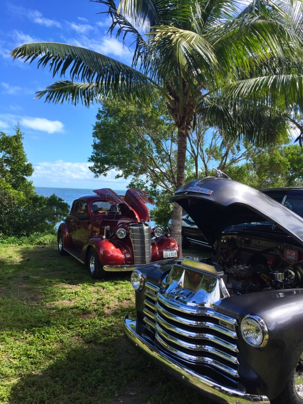 Classic car shows are a staple of winters in South Florida