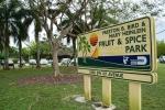 Fruit and Spice Park Sign.DSC_0128