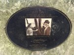 Tucked away among some trees along the shore, is a plaque commemorating to spot in the movie where Richard Collier (Christopher Reeves) found Elisa McKenna (Jane Seymour).