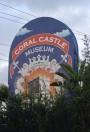 Miami's Coral Castle.